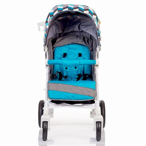 Коляска-трость BabyHit Drive Blue-Grey (10)
