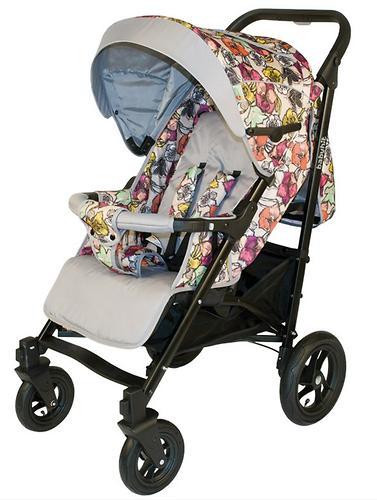 Коляска-трость BabyHit Drive Flower (9)