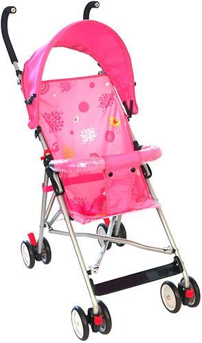 Коляска BabyHit JOY Pink (1)