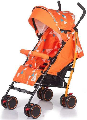 Коляска BabyHit WONDER Orange (8)
