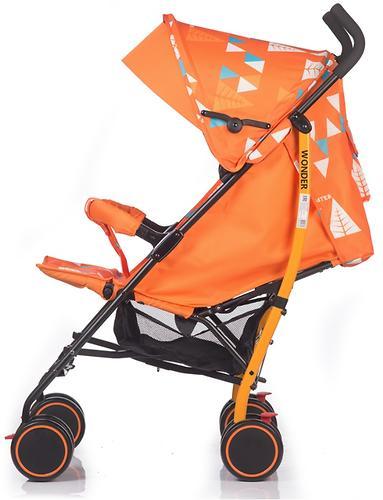 Коляска BabyHit WONDER Orange (9)