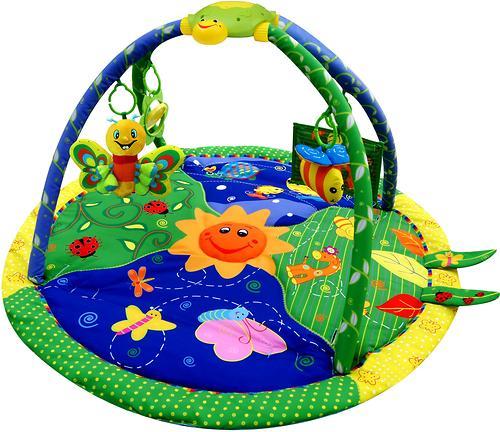 Игровой коврик Babyhit Прекрасный сад (6)