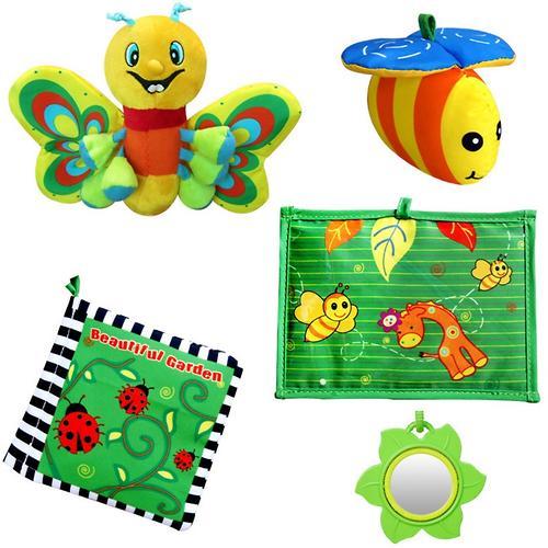 Игровой коврик Babyhit Прекрасный сад (7)