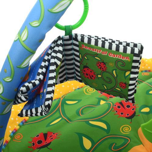 Игровой коврик Babyhit Прекрасный сад (8)