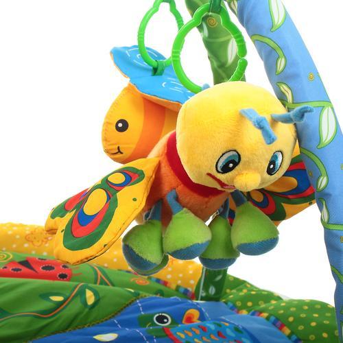 Игровой коврик Babyhit Прекрасный сад (9)