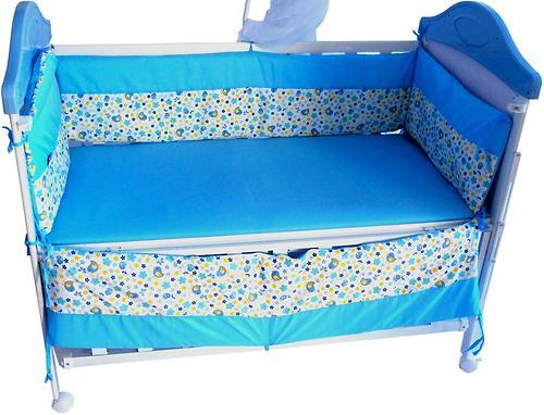 Кроватка Babyhit Sleepy Blue (3)