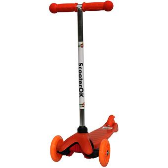 Самокат BabyHit Scooter OK Orange - Minim
