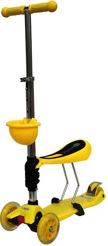 Самокат BabyHit Scooter OK Tolocar Yellow (1)