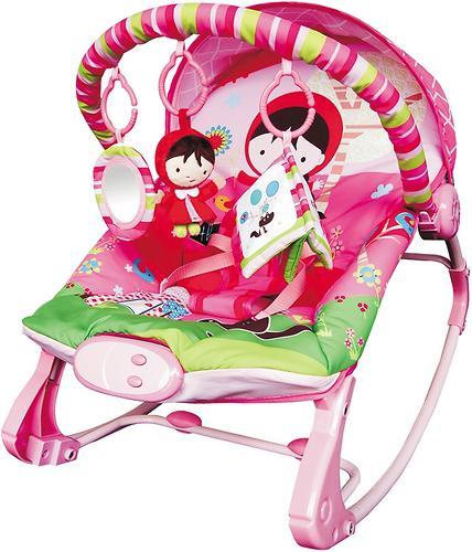 Шезлонг BabyHit Красная шапочка RK-02 (1)