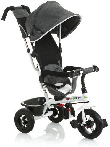 Трицикл BabyHit Kids Tour XT Grey Linen (9)