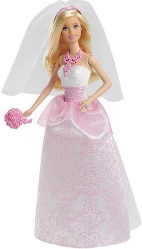 Кукла Barbie Королевская невеста CFF37 (4)