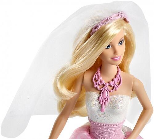 Кукла Barbie Королевская невеста CFF37 (5)
