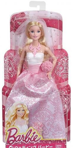 Кукла Barbie Королевская невеста CFF37 (6)