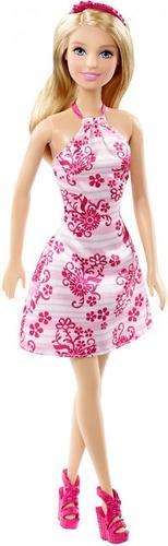 Кукла Barbie Гламурный стиль Розовая (1)