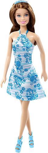 Кукла Barbie Гламурный стиль Голубая (1)