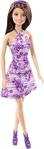 Кукла Barbie Гламурный стиль Фиолетовая (1)