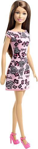 Кукла Barbie Стиль в платье с бантиками (3)