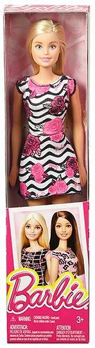 Кукла Barbie Стиль в платье с розой (6)