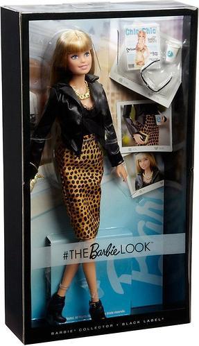 Кукла Barbie - The Look - Urban Jungle (8)