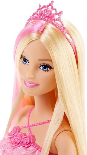 Кукла Barbie Принцесса с длинными волосами Блондинка DKB60 (5)