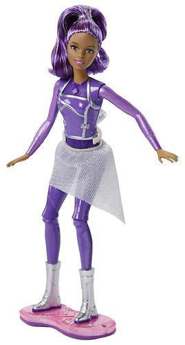Кукла Barbie Entertainment Барби и космическое приключение.Салли на ховерборде (6)
