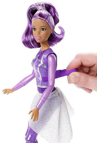 Кукла Barbie Entertainment Барби и космическое приключение.Салли на ховерборде (7)