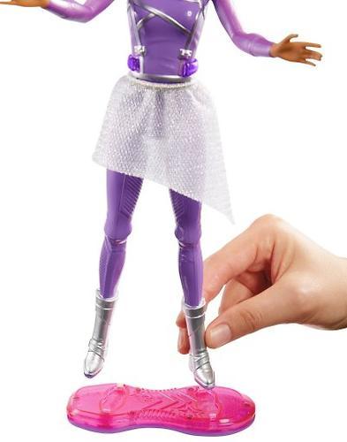 Кукла Barbie Entertainment Барби и космическое приключение.Салли на ховерборде (8)