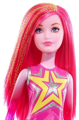 Кукла Barbie Star Light Adventure Costar Doll Pink (6)
