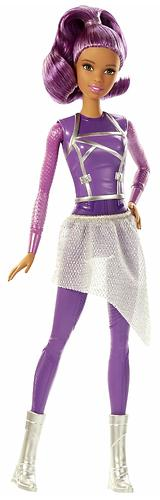 Кукла Barbie Star Light Adventure Purple (4)