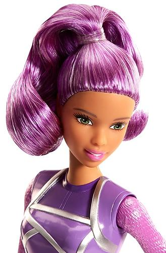 Кукла Barbie Star Light Adventure Purple (5)