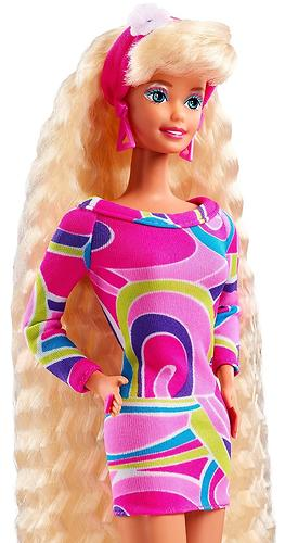 Кукла Barbie Юбилейная Барби Ультрадлинные волосы (6)