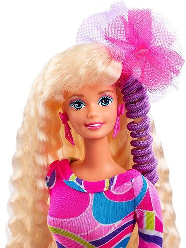 Кукла Barbie Юбилейная Барби Ультрадлинные волосы (7)