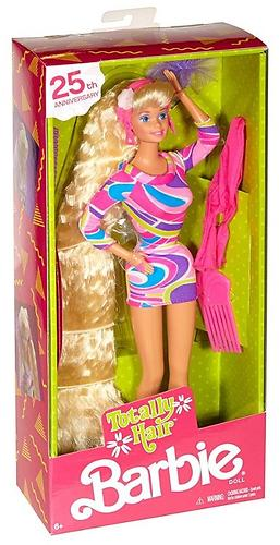 Кукла Barbie Юбилейная Барби Ультрадлинные волосы (8)