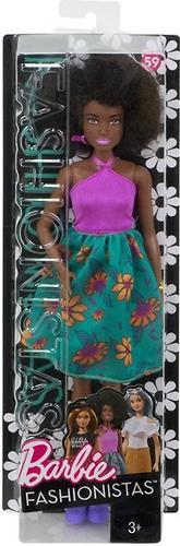 Кукла Barbie Модница Tropi (6)