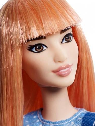Кукла Barbie Модница Patchwork Denim (5)