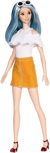 Кукла Barbie Модница Blue Beauty (5)