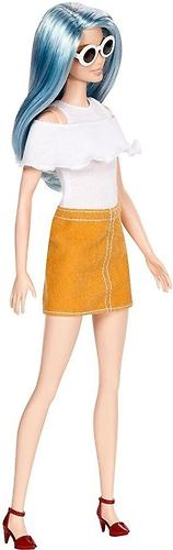 Кукла Barbie Модница Blue Beauty (6)