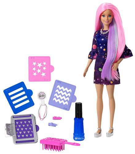 Игровой набор Barbie Волшебные пряди (5)