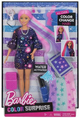 Игровой набор Barbie Волшебные пряди (8)