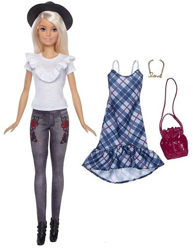Игровой набор Barbie .Барби-модница Happy Hipster (5)