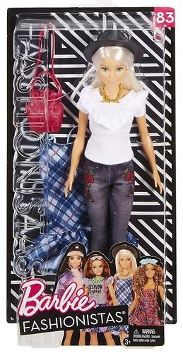 Игровой набор Barbie .Барби-модница Happy Hipster (8)