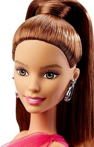 Кукла Barbie Розовая изысканность Шатенка (5)