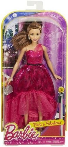 Кукла Barbie Розовая изысканность Шатенка (6)