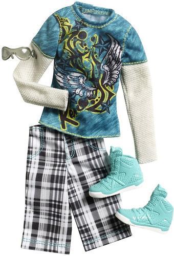 Набор Барби Одежда для Кена в ассортименте (5)