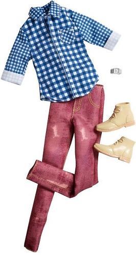 Набор Барби Одежда для Кена в ассортименте (6)