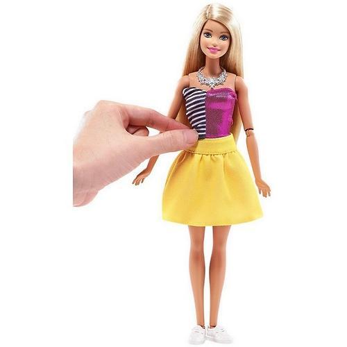Кукла Barbie Модное преображение 2в1 (8)