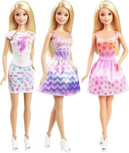 Игровой набор Barbie Дизайнер-аэрограф (11)