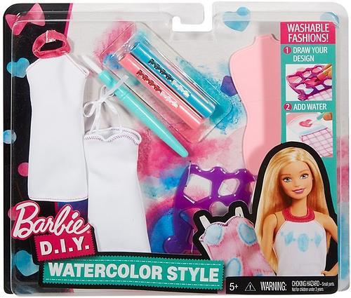 Игровой набор Barbie Акварельный Стиль DMC08 (7)