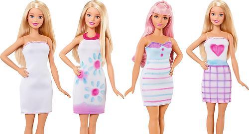 Игровой набор Barbie Акварельный Стиль DMC08 (11)