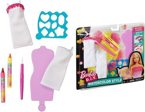 Игровой набор Barbie Акварельный Стиль DWK51 (7)